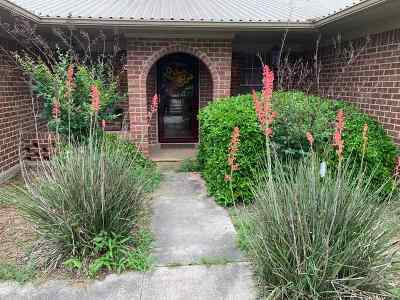 Lampasas Single Family Home For Sale: 2229 County Road 1045