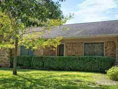 Burnet Single Family Home For Sale: 1006 N Boundary St