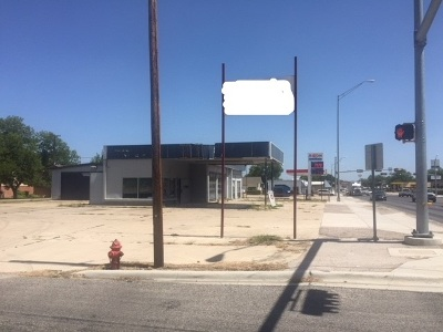 Lampasas Commercial For Sale: 401 S Key Ave