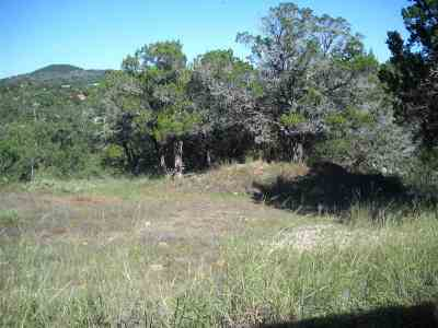 Burnet Residential Lots & Land For Sale: Lot 27 Bl 1 Sunset Cliff