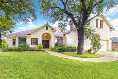 Burnet Single Family Home For Sale: 105 Alexander