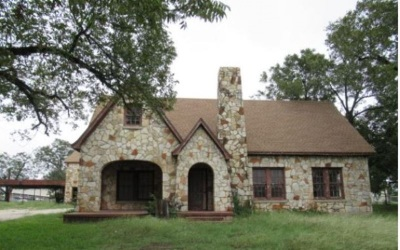 Burnet County Single Family Home For Sale: 1301 N Water