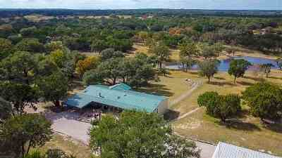 Burnet County, Lampasas County, Bell County, Williamson County, llano, Blanco County, Mills County, Hamilton County, San Saba County, Coryell County Farm & Ranch For Sale: 4201 W Fm 243