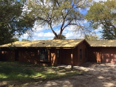 Horseshoe Bay TX Single Family Home For Sale: $125,000