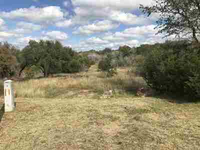 Marble Falls Residential Lots & Land For Sale: 1325 Primrose