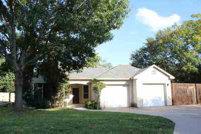 Burnet County Single Family Home Pending-Taking Backups: 127 Broadmoor
