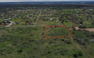 Marble Falls Residential Lots & Land For Sale: Quail Valley Dr/Cr 144