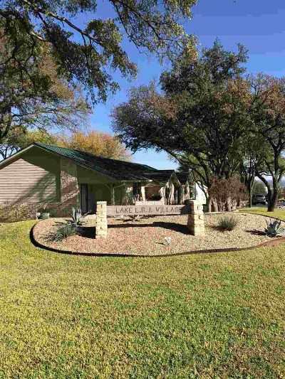 Horseshoe Bay TX Rental For Rent: $950