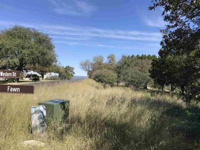 Horseshoe Bay TX Residential Lots & Land For Sale: $10,000