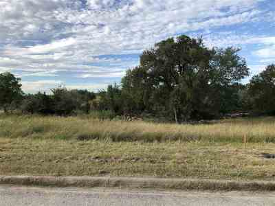 Marble Falls Residential Lots & Land For Sale: 121 Primrose