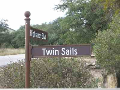 Horseshoe Bay Residential Lots & Land For Sale: N6021 Twin Sails