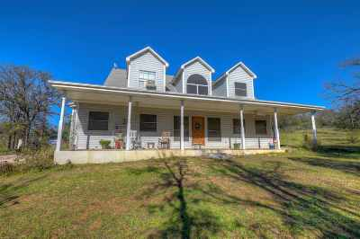 Marble Falls Farm & Ranch For Sale: 100 Timber Ridge
