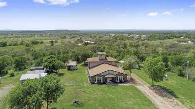 Marble Falls Single Family Home For Sale: 204 High Ridge