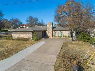 marble falls Single Family Home For Sale: 219 Villa Vista