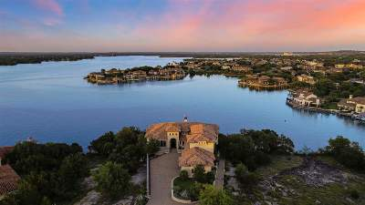 Horseshoe Bay TX Single Family Home For Sale: $6,950,000