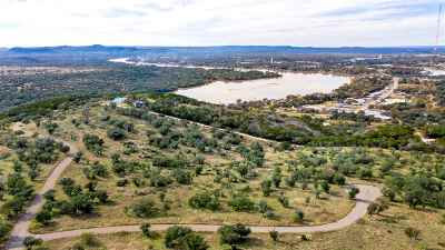 Burnet County Residential Lots & Land For Sale: Lot 39 Lookout Mountain