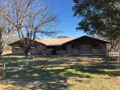 Lampasas Single Family Home For Sale: 3138 County Road 111