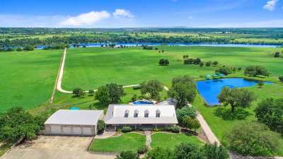 Marble Falls TX Single Family Home For Sale: $1,885,000