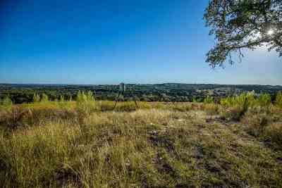 Marble Falls Farm & Ranch For Sale: 25710 E Singleton Bend