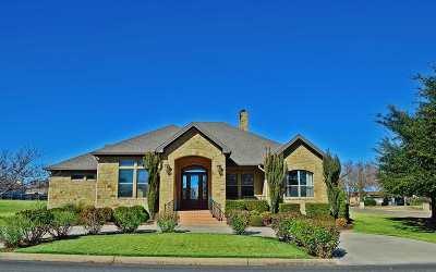 Burnet County Single Family Home For Sale: 114 Preston Trail