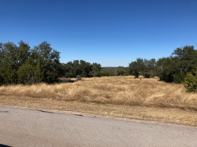 Spicewood Residential Lots & Land For Sale: 100 Creekside Trail