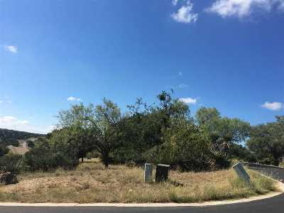 Horseshoe Bay Residential Lots & Land For Sale: Lot 24107 Fallow/Western Bit