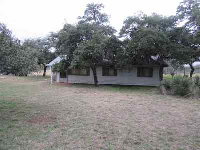Burnet County Single Family Home For Sale: 112 Westshore