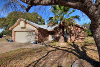 Kingsland Single Family Home For Sale: 4109 Mountain View
