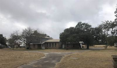 Burnet County Single Family Home Pending-Taking Backups: 240 Robin's Lane