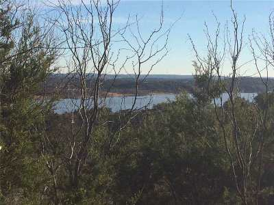 Marble Falls Residential Lots & Land Pending-Taking Backups: 45 Chimney Cove Ct