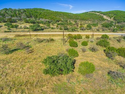 Burnet Residential Lots & Land For Sale: 140 Deer Ridge