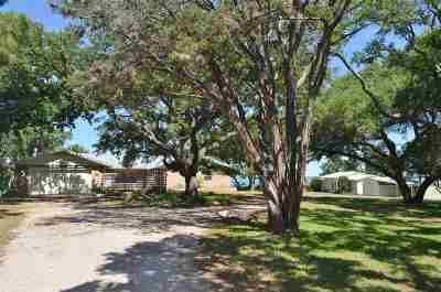 Burnet Single Family Home For Sale: 208 S Chaparral