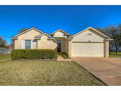 Burnet County Single Family Home For Sale: 110 Duke Dr