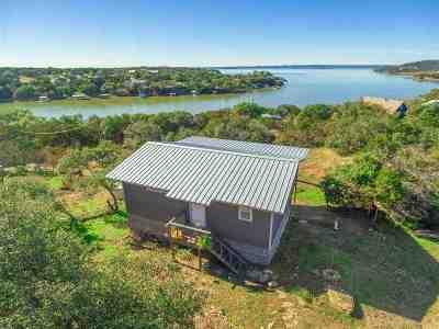 Burnet Single Family Home For Sale: 1305 Cr 130