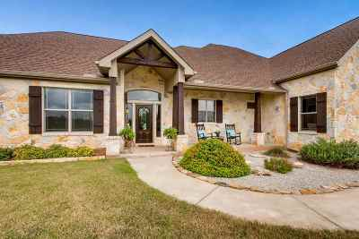 Spicewood Single Family Home For Sale: 23720 Replica