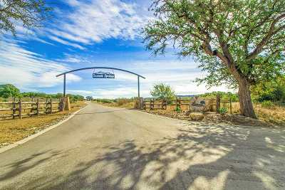 Spicewood Residential Lots & Land For Sale: 427 Cedar Mountain