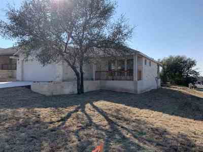 Marble Falls TX Rental For Rent: $1,600