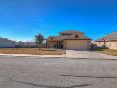 Burnet Single Family Home For Sale: 102 Gregory Lane