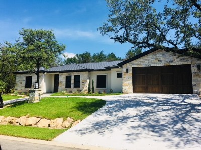 Horseshoe Bay TX Single Family Home For Sale: $570,000