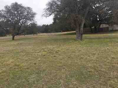Burnet Residential Lots & Land For Sale: 100 Alexander