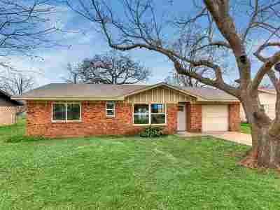 Marble Falls TX Single Family Home For Sale: $279,000