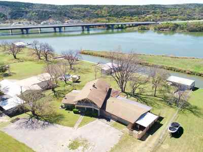 Burnet Single Family Home For Sale: 127 Cr 141