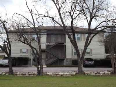 Marble Falls Rental For Rent: 501 Avenue J, #202
