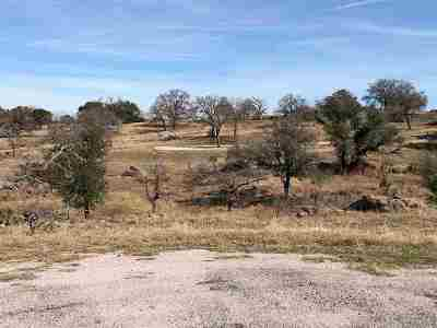 Horseshoe Bay Residential Lots & Land For Sale: 1908 Look There