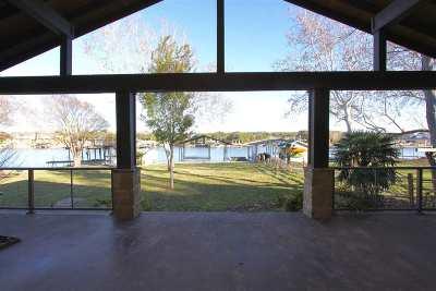Kingsland TX Single Family Home Pending-Taking Backups: $599,000