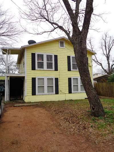 Burnet Rental For Rent: 205 E Post Oak