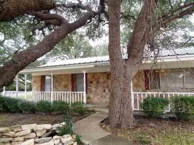 Bertram Single Family Home Pending-Taking Backups: 2655 W Fm 243