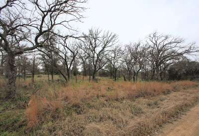 Granite Shoals Residential Lots & Land For Sale: Lot 81a Hill Burn