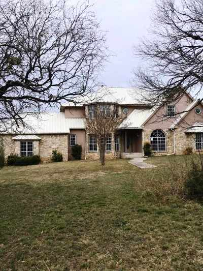 Burnet Single Family Home For Sale: 2512 County Road 203