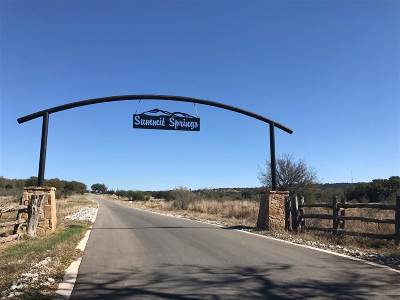 Marble Falls Residential Lots & Land For Sale: Lot 144 Cedar Mountain Drive